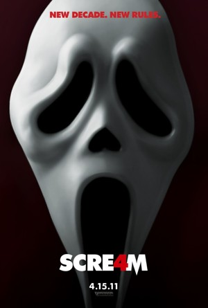Scream 4 (2011) DVD Release Date