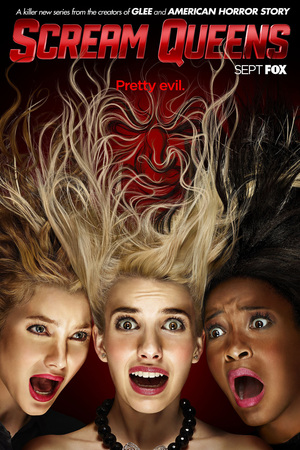 Scream Queens (TV Series 2015- ) DVD Release Date