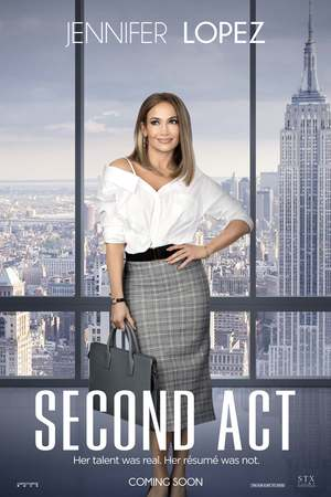 Second Act (2018) DVD Release Date