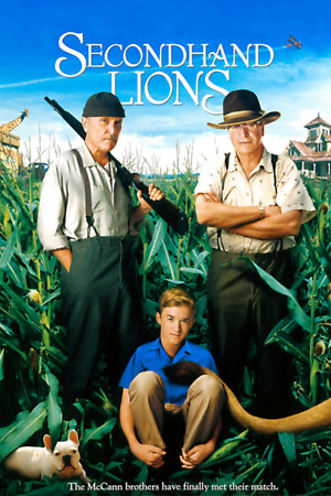 Secondhand Lions (2003) DVD Release Date