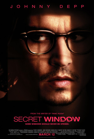Secret Window (2004) DVD Release Date