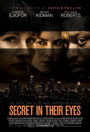 Secret in Their Eyes (2015) DVD Release Date