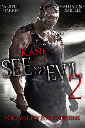 See No Evil 2 (2014) DVD Release Date