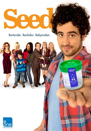 Seed (TV Series 2013- ) DVD Release Date