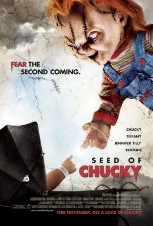 Seed of Chucky (2004) DVD Release Date