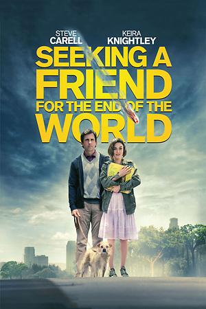 Seeking a Friend for the End of the World (2012) DVD Release Date
