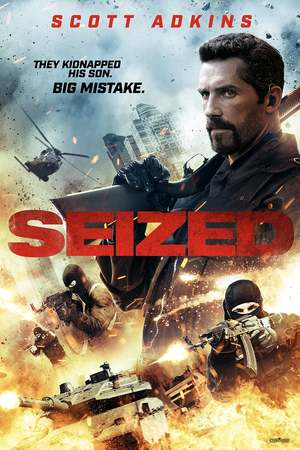 Seized (2020) DVD Release Date