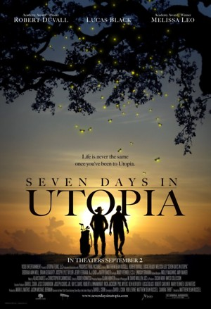 Seven Days in Utopia (2011) DVD Release Date