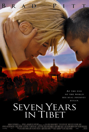 Seven Years in Tibet (1997) DVD Release Date