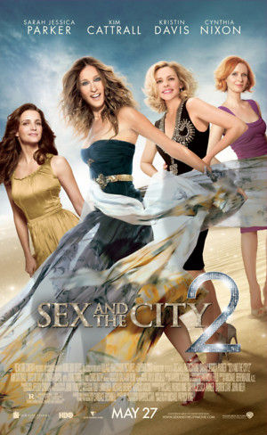 Sex and the City 2 (2010) DVD Release Date