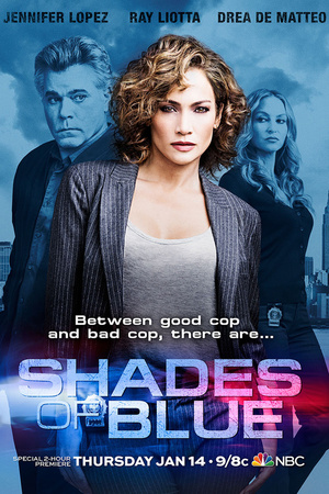 Shades of Blue (TV Series 2016- ) DVD Release Date