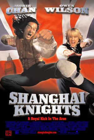 Shanghai Knights (2003) DVD Release Date