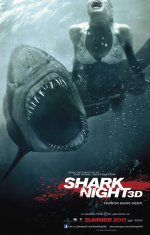 Shark Night 3D (2011) DVD Release Date