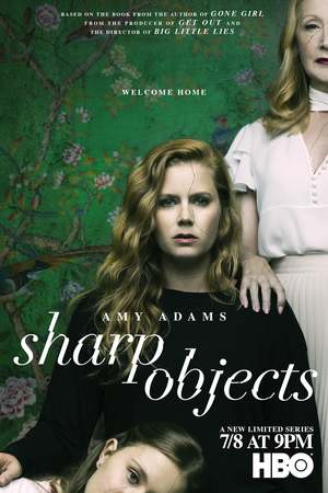 Sharp Objects (TV Mini-Series 2018- ) DVD Release Date