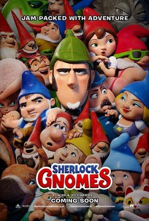 Sherlock Gnomes (2018) DVD Release Date