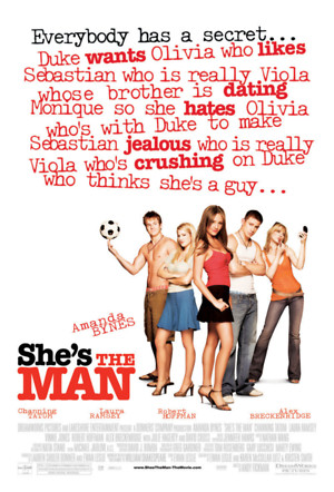 She's the Man (2006) DVD Release Date