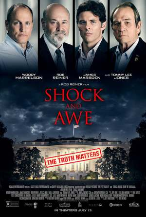 Shock and Awe (2017) DVD Release Date