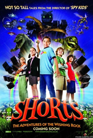 Shorts (2009) DVD Release Date
