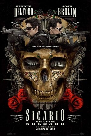 Sicario: Day of the Soldado (2018) DVD Release Date