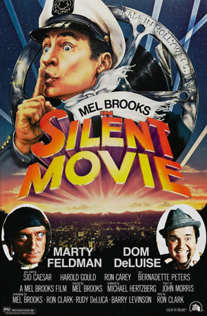 Silent Movie (1976) DVD Release Date
