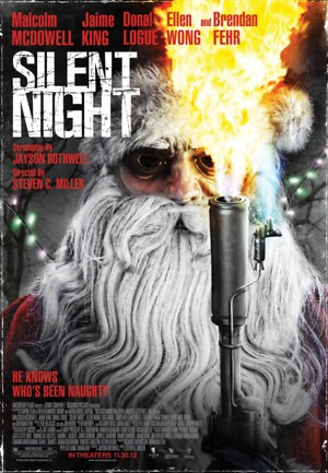 Silent Night (2012) DVD Release Date
