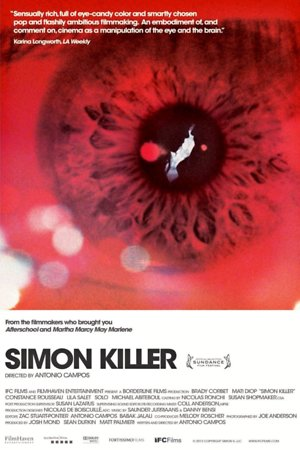 Simon Killer (2012) DVD Release Date