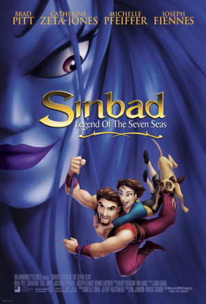 Sinbad: Legend of the Seven Seas (2003) DVD Release Date