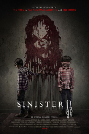 Sinister 2 (2015) DVD Release Date