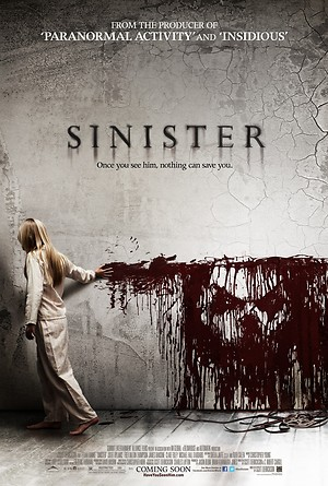 Sinister (2012) DVD Release Date