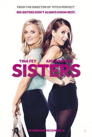 Sisters (2015) DVD Release Date