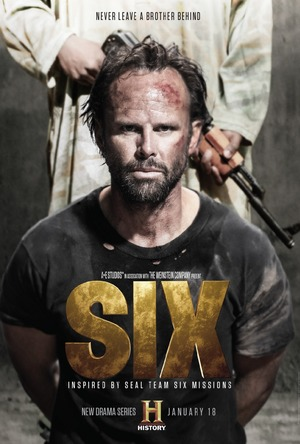 Six (TV Mini-Series 2017) DVD Release Date