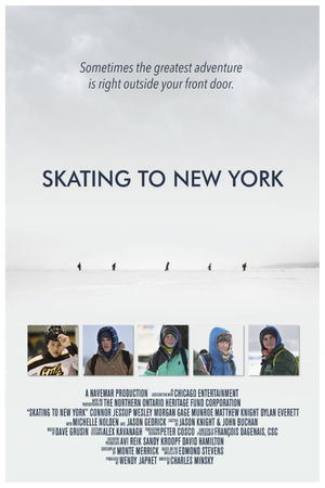Skating to New York (2013) DVD Release Date