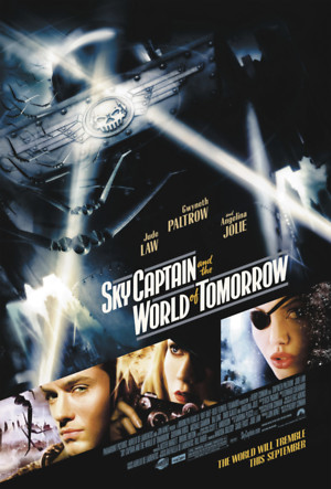 Sky Captain and the World of Tomorrow (2004) DVD Release Date