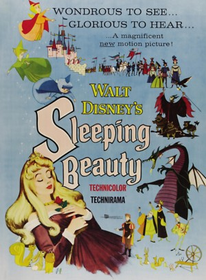Sleeping Beauty (1959) DVD Release Date