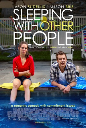 Sleeping with Other People (2015) DVD Release Date
