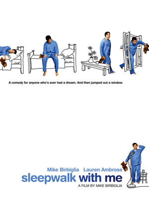 Sleepwalk with Me (2012) DVD Release Date