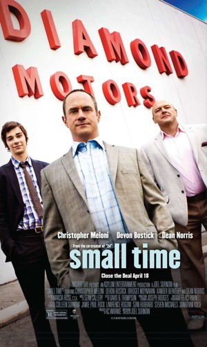 Small Time (2014) DVD Release Date