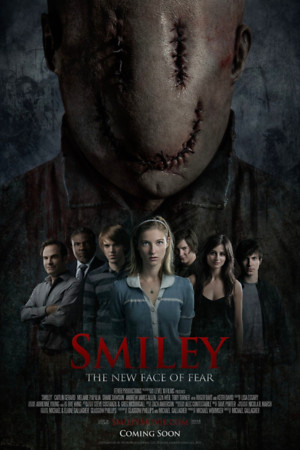 Smiley (2012) DVD Release Date