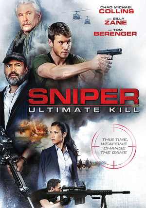 Sniper: Ultimate Kill (2017) DVD Release Date
