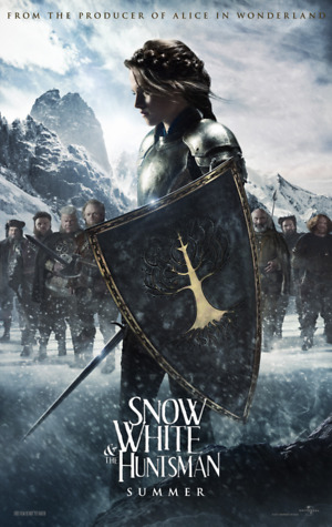 Snow White and the Huntsman (2012) DVD Release Date