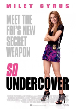 So Undercover (2012) DVD Release Date
