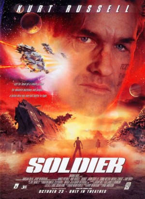 Soldier (1998) DVD Release Date