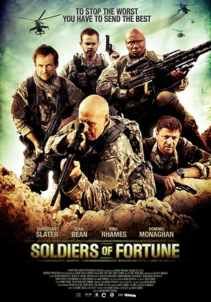 Soldiers of Fortune (2012) DVD Release Date