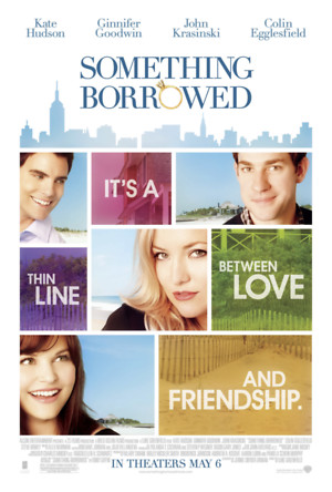 Something Borrowed (2011) DVD Release Date