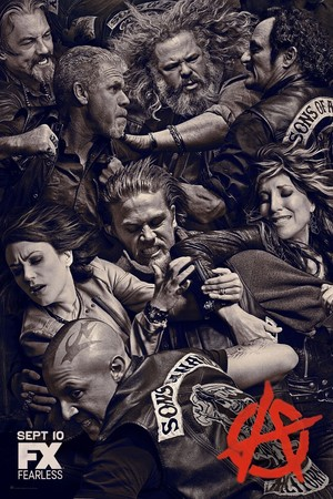 Sons of Anarchy (TV Series 2008-) DVD Release Date