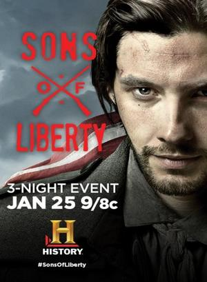 Sons of Liberty (TV Mini-Series 2014) DVD Release Date
