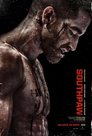 Southpaw (2015) DVD Release Date