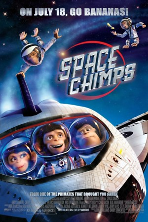 Space Chimps (2008) DVD Release Date