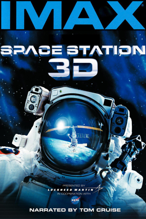 Space Station 3D (2002) DVD Release Date