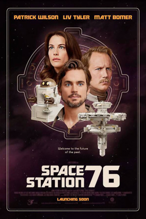 Space Station 76 (2014) DVD Release Date